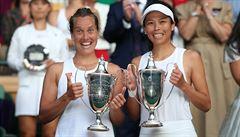 Štědrý Wimbledon hýčká tenisty. Pořadatelé dotace ze zrušeného turnaje rozdělí hráčům
