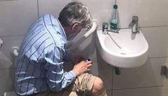 Šachový podvodník. Dobře, že ho na té toaletě nachytali, říká předseda českého svazu