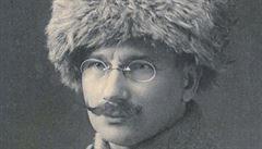 Antonín Abraham: sibiřský legionář a učitel, který zahynul v roce 1968 pod koly okupantů
