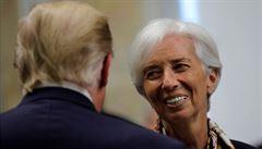 MACHÁČEK: Úkoly pro měnovou diplomatku Lagardeovou