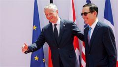 Měna pro masy děsí světové politiky. Představitelé skupiny G7 kritizují plány Facebooku