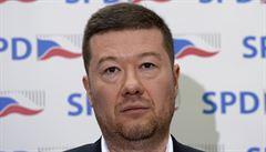 Reflex musí zveřejnit další omluvu Okamurovi. Politikův požadavek na odškodné ale soud zamítl