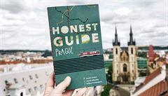 Rubeš vydal svůj Honest Guide knižně. Přestaňme Prahu propagovat, turismus potřebujeme řídit, říká