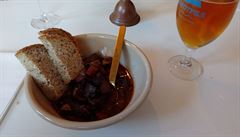 Velrybí polévka jako norské jídlo přátelství, říká Čech. Ochutnávkou kytovce spáchal 'osobní ekoterorismus'