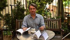 Naši krajané si vozili český chleba, vzpomíná spisovatel Urban na dětství v Anglii