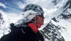 První Češka na K2. Kolouchová zdolala už tři nejvyšší hory na Zemi