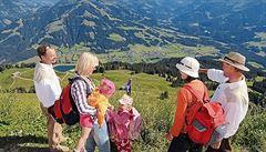 Alpy v létě místo dovolené u moře? Ráj pro děti i dospělé