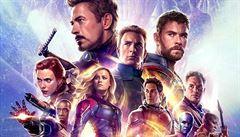 Film Avengers: Endgame se stal nejvýdělečnějším filmem všech dob