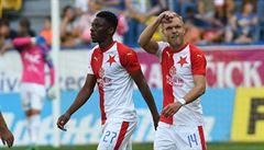 Slavia rozdrtila Teplice, Stanciu se trefil po pěti minutách na hřišti