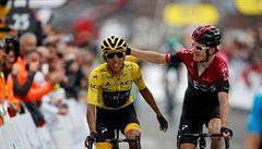 Bernala dělí od vítězství na Tour jen formální dojezd do Paříže, poslední horskou etapu opanoval Nibali
