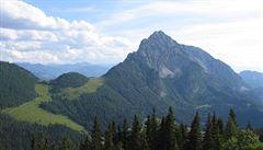 Češka se v Rakousku při horské túře zřítila do hloubky 150 metrů. Pád nepřežila