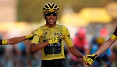 Bernal v Paříži uhájil žlutý trikot a vyhrál Tour de France, Kreuziger skončil šestnáctý