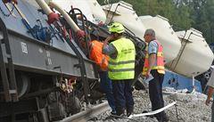 Na trať u Mariánských lázní se po nehodě vrátí vlaky. Povolená rychlost bude omezená