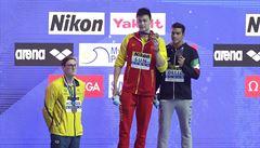 Dopuješ, tleskat ti nebudu. Plavci oceňují Australana, který odmítl stát na stupních vítězů vedle kontroverzního Číňana