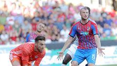 Plzeň hrála s Olympiakosem bez branek, z mnoha šancí vytěžila jen tyč