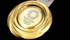 Jak se vám líbí? Organizátoři představili medaile her v Tokiu, které začnou přesně za rok