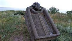 Za řeckými památkami na Ukrajinu. Po silnicích, které mají víc děr než asfaltu