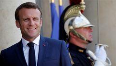 MACHÁČEK: Macron prý probouzí Evropu. Ale k čemu?