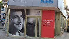 V jižní Francii otevřeli nové muzeum 'Četníka ze Saint-Tropez' Louise de Funese