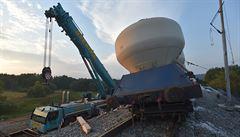 Provoz na železnici u Mariánských Lázní může být dle odborníků obnoven 20. srpna