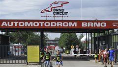 Doprava v okolí Brna je před začátkem Grand Prix bez problémů, policisté řeší pouze krádeže