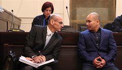 Obžalovaný soudce pražského vrchního soudu Elischer zopakoval, že úplatky nebral