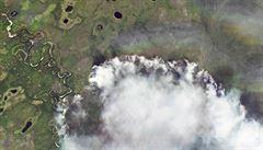 Na Sibiři stále zuří obrovské požáry. Putinovi nabídl pomoc Trump, šamani začali přivolávat deště