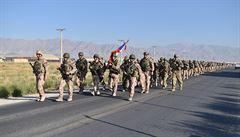 Česká armáda stáhne do konce června poslední vojáky z Afghánistánu. V zemi zůstává dvanáctičlenná jednotka