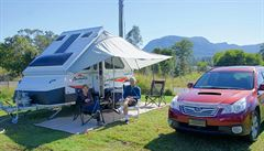 Jak si naplno užít dovolenou s karavanem?