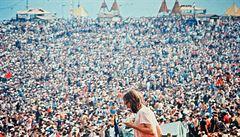 Legendární Woodstock si k výročí 'nadělil' konec. Festival se dlouho potýkal s problémy