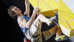 Ondra vyhrál v Číně SP v lezení na obtížnost a ovládl všechny závody. 'Sezona snů', radoval se