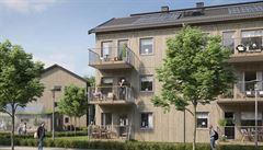 Ikea staví bydlení pro lidi s demencí. Projekt podporuje i švédská královna