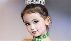 Číňané milují čtyřleté manekýnky. Dětské hvězdy vydělávají až 32 tisíc za den