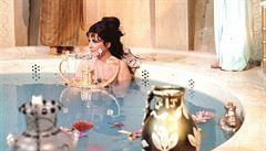 Tým archeologů a expertů na vůně namíchal parfém z dob Kleopatry. Je hustý a lepivý