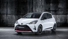 RECENZE: Toyota Yaris GR Sport měla být hybridní ďábel, jenže to žádný 'trhač asfaltu' není