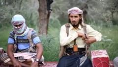 VIDEO: Ptačí hrdina. Opeřenec přerušil přísahu bojovníka Islámského státu, ten rázem zapomněl svůj text