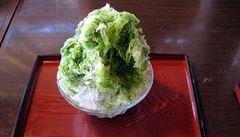 Poslední výrobce ledu v Japonsku zachraňuje módní desert