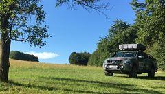 NOMÁDI: Mitsubishi L200 Rock Proof - cestou necestou, polem nepolem za památníky