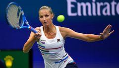 Čeští tenisté si ve druhém týdnu US Open nezahrají. Plíšková v osmifinále podlehla Kontaové