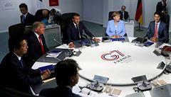 Rusko ztratilo zájem se znovu připojit ke státům G7, tvrdí náměstek ministra zahraničí