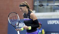 Kvitová si snadno poradila s Allertovou a je ve 2. kole US Open