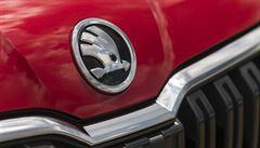 Škoda pojmenovala své první elektrické SUV Enyaq. Je postavené na platformě Volkswagenu