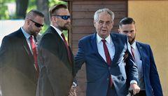 STRÁNSKÝ: Pohled lékaře. Je Miloš Zeman v pořádku?