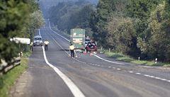 Při dopoledních nehodách se na Třebíčsku zranilo šest lidí včetně tří dětí