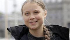 Aktivistka Thunbergová na Facebooku varuje před falešnými Gretami. Zároveň se ale pochválila