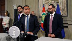 Itálie se vyhne předčasným volbám. Dvě strany vytvoří koalici, premiérem bude opět Conte