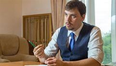 Novým ukrajinským premiérem bude Oleksij Hončaruk z prezidentovy strany