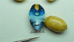 Umění miniatury je můj život, říká turecký umělec