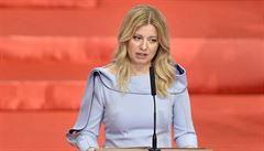 Čaputová versus Fico. Slovenská prezidentka je ve sporu s expremiérem kvůli ústavnímu soudu