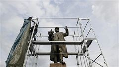 PETRÁČEK: Kdo vyhrává válku? Boj o Koněvův pomník připomíná zdejší verzi MeToo